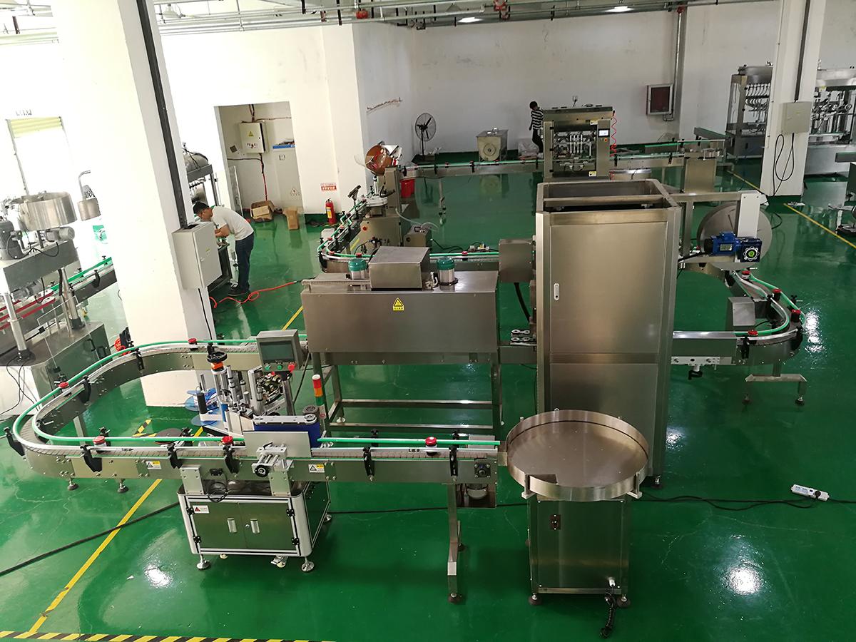 北京酱料灌装生产线